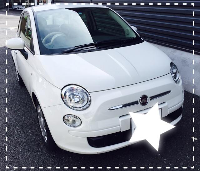 2016.5.8試乗車 500TA POP