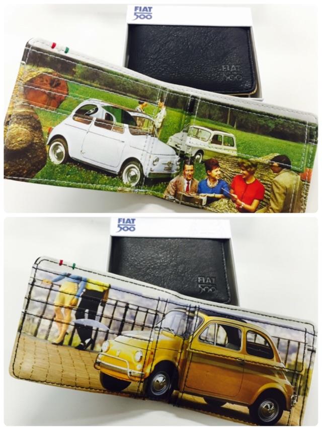 FIAT NUOVA 500 Wallet