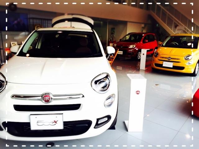 FIAT 展示車
