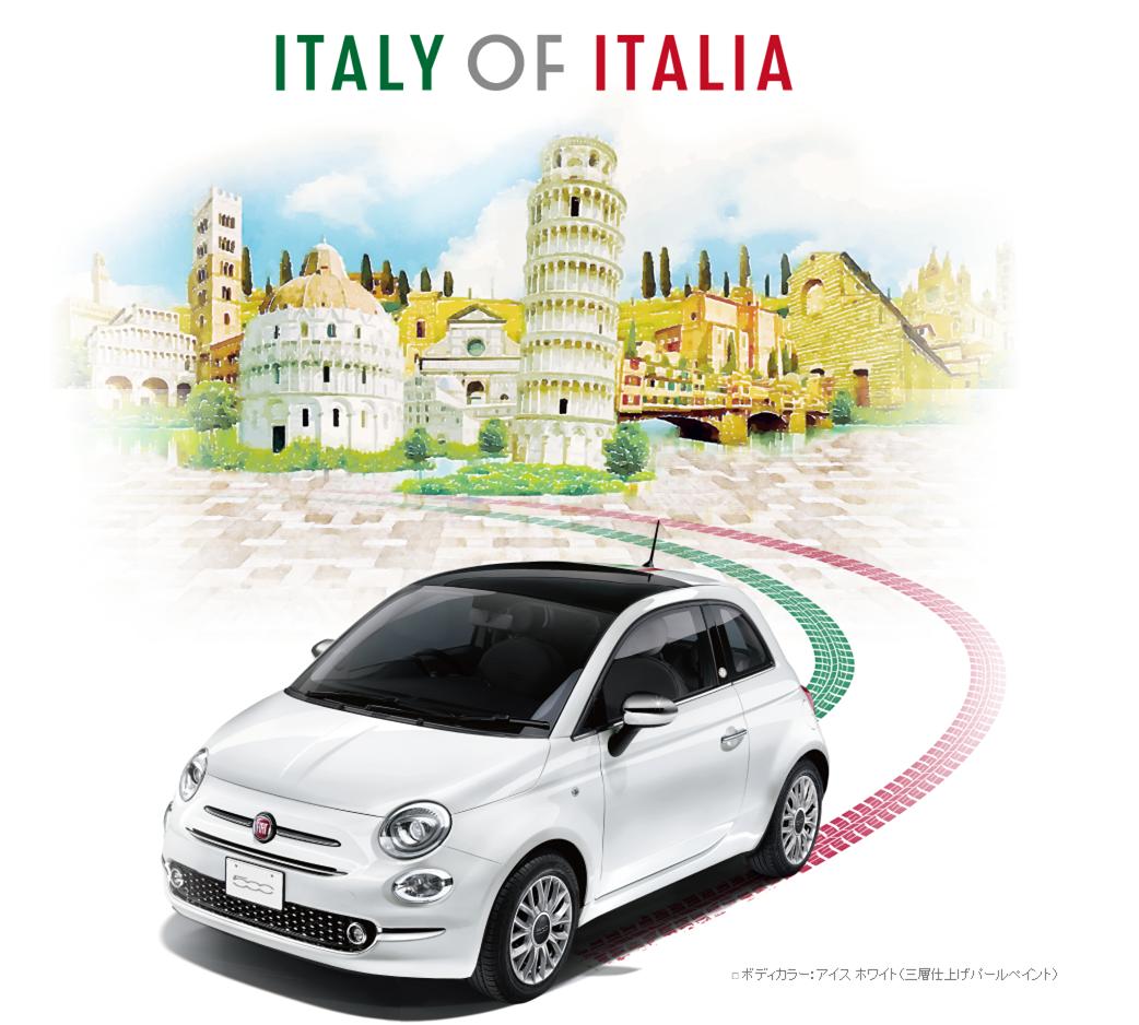 FIAT500 Italy