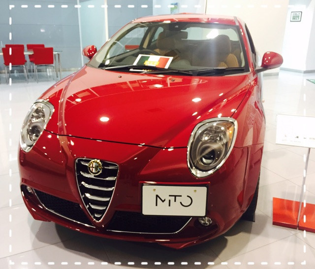展示車 MiTo REGALE