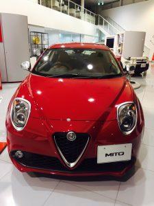 展示車 MITO SUPER